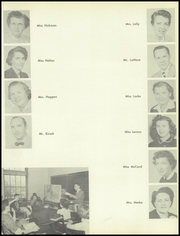 Page 17, 1954 Edition, East Rockaway High School - Rock Yearbook (East Rockaway, NY) online yearbook collection