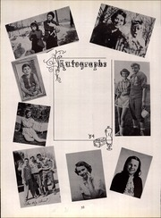 Page 40, 1952 Edition, Alden Central High School - Album Yearbook (Alden, NY) online yearbook collection