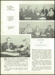 Page 12, 1955 Edition, Cleveland Hill High School - Aerie Yearbook (Cheektowaga, NY) online yearbook collection
