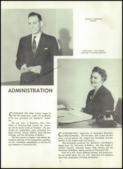 Page 13, 1955 Edition, Cleveland Hill High School - Aerie Yearbook (Cheektowaga, NY) online yearbook collection