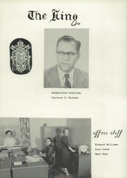 Page 12, 1955 Edition, Holland Patent Central High School - Hollander Yearbook (Holland Patent, NY) online yearbook collection