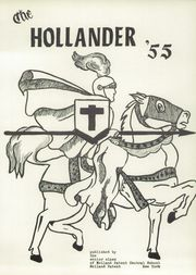 Page 7, 1955 Edition, Holland Patent Central High School - Hollander Yearbook (Holland Patent, NY) online yearbook collection