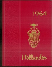 Page 1, 1964 Edition, Holland Patent Central High School - Hollander Yearbook (Holland Patent, NY) online yearbook collection