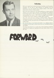 Page 6, 1964 Edition, Holland Patent Central High School - Hollander Yearbook (Holland Patent, NY) online yearbook collection