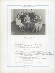Page 10, 1934 Edition, New Paltz High School - Huguenot Yearbook (New Paltz, NY) online yearbook collection