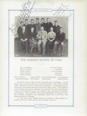 Page 11, 1934 Edition, New Paltz High School - Huguenot Yearbook (New Paltz, NY) online yearbook collection