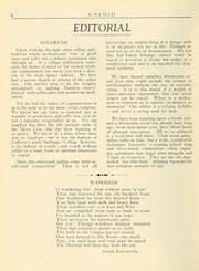 Page 10, 1930 Edition, Yeshiva University - Masmid Yearbook (New York, NY) online yearbook collection