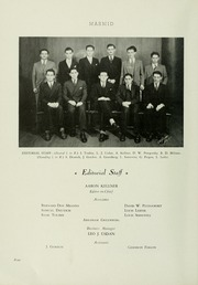 Page 6, 1934 Edition, Yeshiva University - Masmid Yearbook (New York, NY) online yearbook collection