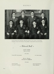 Page 6, 1935 Edition, Yeshiva University - Masmid Yearbook (New York, NY) online yearbook collection