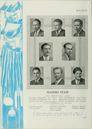 Page 12, 1937 Edition, Yeshiva University - Masmid Yearbook (New York, NY) online yearbook collection