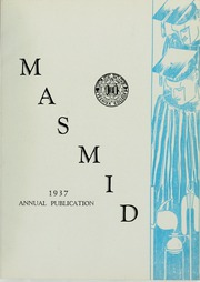 Page 7, 1937 Edition, Yeshiva University - Masmid Yearbook (New York, NY) online yearbook collection