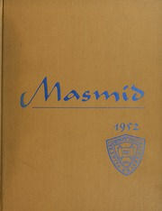 Page 1, 1952 Edition, Yeshiva University - Masmid Yearbook (New York, NY) online yearbook collection