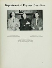 Page 17, 1952 Edition, Yeshiva University - Masmid Yearbook (New York, NY) online yearbook collection