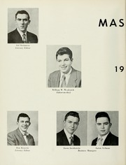 Page 8, 1952 Edition, Yeshiva University - Masmid Yearbook (New York, NY) online yearbook collection