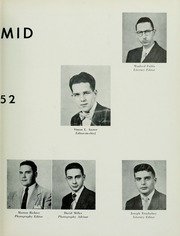 Page 9, 1952 Edition, Yeshiva University - Masmid Yearbook (New York, NY) online yearbook collection