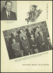 Page 14, 1950 Edition, Saranac Lake High School - Annual Yearbook (Saranac Lake, NY) online yearbook collection