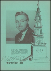 Page 9, 1950 Edition, Saranac Lake High School - Annual Yearbook (Saranac Lake, NY) online yearbook collection