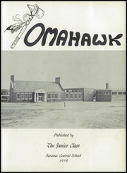 Page 5, 1958 Edition, Saranac Lake High School - Annual Yearbook (Saranac Lake, NY) online yearbook collection
