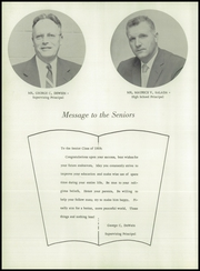 Page 10, 1959 Edition, Saranac Lake High School - Annual Yearbook (Saranac Lake, NY) online yearbook collection