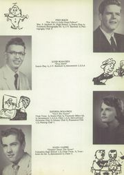 Page 11, 1957 Edition, Ichabod Crane High School - Legend Yearbook (Valatie, NY) online yearbook collection
