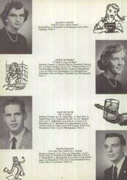Page 12, 1957 Edition, Ichabod Crane High School - Legend Yearbook (Valatie, NY) online yearbook collection