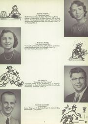Page 13, 1957 Edition, Ichabod Crane High School - Legend Yearbook (Valatie, NY) online yearbook collection