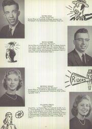 Page 14, 1957 Edition, Ichabod Crane High School - Legend Yearbook (Valatie, NY) online yearbook collection