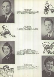 Page 16, 1957 Edition, Ichabod Crane High School - Legend Yearbook (Valatie, NY) online yearbook collection