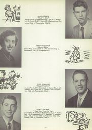 Page 17, 1957 Edition, Ichabod Crane High School - Legend Yearbook (Valatie, NY) online yearbook collection