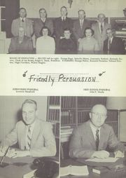 Page 7, 1957 Edition, Ichabod Crane High School - Legend Yearbook (Valatie, NY) online yearbook collection