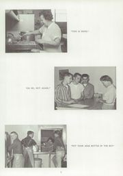 Page 11, 1959 Edition, Ichabod Crane High School - Legend Yearbook (Valatie, NY) online yearbook collection