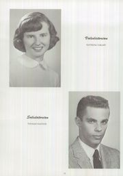 Page 16, 1959 Edition, Ichabod Crane High School - Legend Yearbook (Valatie, NY) online yearbook collection
