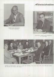 Page 8, 1959 Edition, Ichabod Crane High School - Legend Yearbook (Valatie, NY) online yearbook collection
