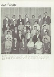 Page 9, 1959 Edition, Ichabod Crane High School - Legend Yearbook (Valatie, NY) online yearbook collection