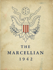 Page 1, 1942 Edition, Marcellus Central High School - Marcellian Yearbook (Marcellus, NY) online yearbook collection