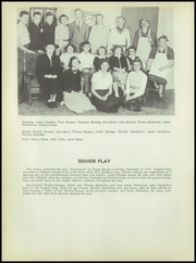 Page 10, 1952 Edition, Marcellus Central High School - Marcellian Yearbook (Marcellus, NY) online yearbook collection
