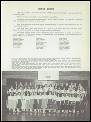 Page 39, 1952 Edition, Marcellus Central High School - Marcellian Yearbook (Marcellus, NY) online yearbook collection