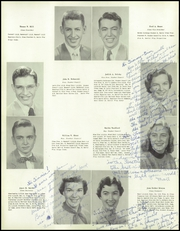 Page 12, 1954 Edition, Marcellus Central High School - Marcellian Yearbook (Marcellus, NY) online yearbook collection