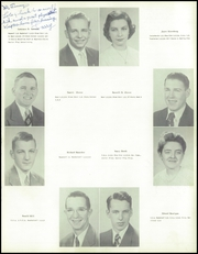 Page 15, 1954 Edition, Marcellus Central High School - Marcellian Yearbook (Marcellus, NY) online yearbook collection