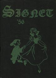 1956 Edition, Mineola High School - Signet Yearbook (Mineola, NY)