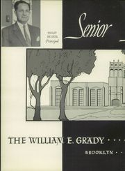 Page 6, 1954 Edition, Grady High School - Encore Yearbook (Brooklyn, NY) online yearbook collection
