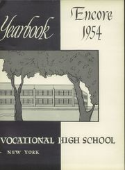 Page 7, 1954 Edition, Grady High School - Encore Yearbook (Brooklyn, NY) online yearbook collection