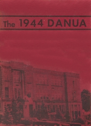 Page 1, 1944 Edition, Dansville Central School - Danua Yearbook (Dansville, NY) online yearbook collection