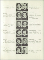 Page 11, 1944 Edition, Dansville Central School - Danua Yearbook (Dansville, NY) online yearbook collection