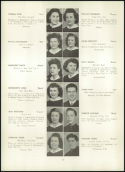 Page 12, 1944 Edition, Dansville Central School - Danua Yearbook (Dansville, NY) online yearbook collection