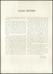 Page 14, 1944 Edition, Dansville Central School - Danua Yearbook (Dansville, NY) online yearbook collection