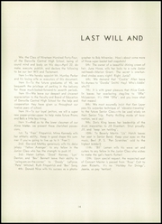 Page 16, 1944 Edition, Dansville Central School - Danua Yearbook (Dansville, NY) online yearbook collection