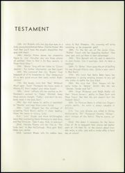 Page 17, 1944 Edition, Dansville Central School - Danua Yearbook (Dansville, NY) online yearbook collection