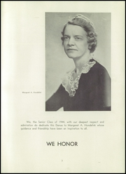 Page 5, 1944 Edition, Dansville Central School - Danua Yearbook (Dansville, NY) online yearbook collection