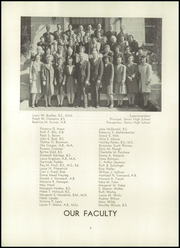 Page 6, 1944 Edition, Dansville Central School - Danua Yearbook (Dansville, NY) online yearbook collection
